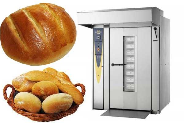 فرن الخبز الكهربائي