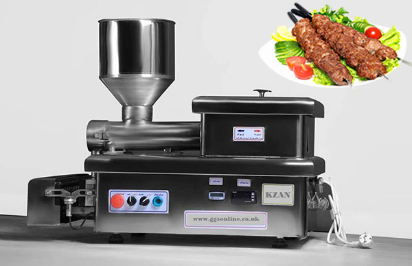 آلة تشکیل اسیاخ الکباب